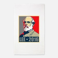 Lee for President 3'x5' Area Rug