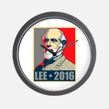 Lee for President Wall Clock