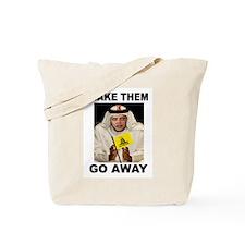 OBAMA MUSLIM Tote Bag