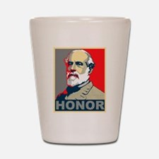 General Lee Shot Glass