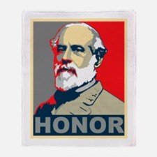 General Lee Throw Blanket