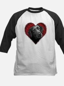 Labrador Retriever Valentine Tee