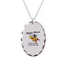 Mighty Mouse Necklace
