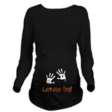 Halloween Long Sleeve T Shirts