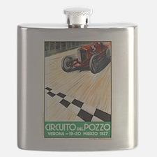 1927 Circuito del Pozzo Verona Auto Race Poster Fl