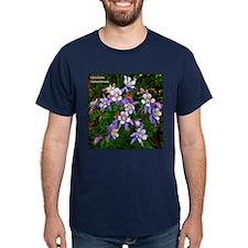 T-Shirt: Columbines A8
