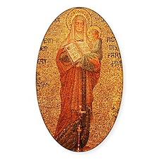 Saint Anne Decal