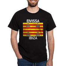 Ibiza Dark F+B T-Shirt