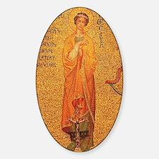 Saint Cecilia Decal