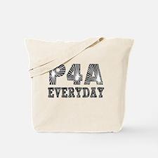 P4AEDAY PR2E2 Tote Bag