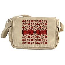 Ladybug Obsession Messenger Bag