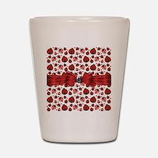 Ladybug Obsession Shot Glass