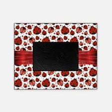 Ladybug Obsession Picture Frame