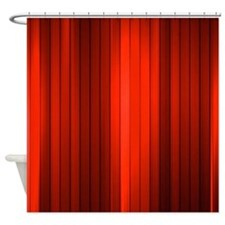 Belle Rouge - Home Collection Shower Curtain
