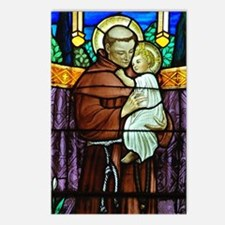 Saint Anthony Postcards (Package of 8)