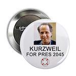 Kurzweil Button (100 pack)