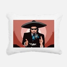 Kenny Powders Rectangular Canvas Pillow