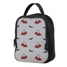 VICTOR VAMPIRE Neoprene Lunch Bag
