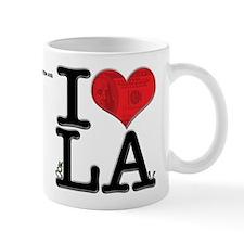 I Love Moola Mug