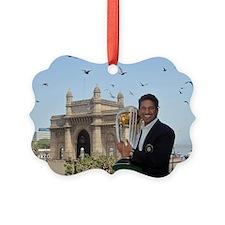 Sachin Tendulkar Ornament