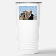 Sachin Tendulkar Stainless Steel Travel Mug