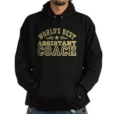World's Best Assistant Coach Hoodie