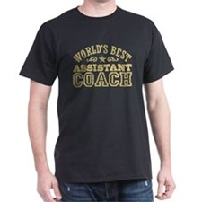 World's Best Assistant Coach T-Shirt