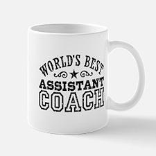 World's Best Assistant Coach Mug