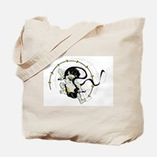 The thunder god Tote Bag