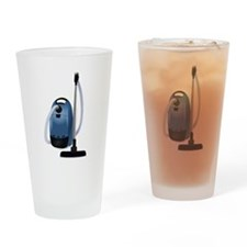 Vacuum Cleaner Drinking Glass