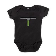 Window Squeegee Baby Bodysuit