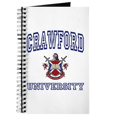 CRAWFORD University Journal
