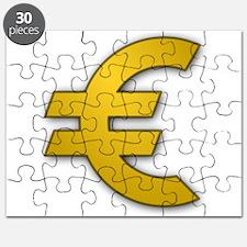 Euro Symbol Puzzle