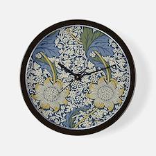 William Morris Kennet Wall Clock