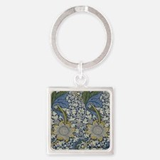 William Morris Kennet Square Keychain