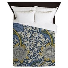 William Morris Kennet Queen Duvet