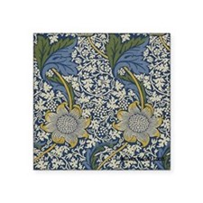 "William Morris Kennet Square Sticker 3"" x 3"""