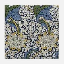 William Morris Kennet Tile Coaster