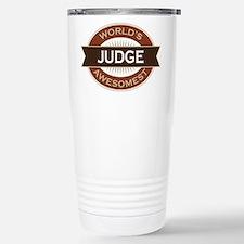 Judge (World's Awesomest) Travel Mug