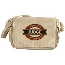 Judge (World's Awesomest) Messenger Bag