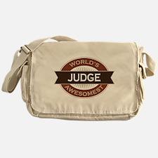Judge (World's Awesomest) Messenger Bag