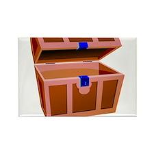 Treasure Chest Magnets