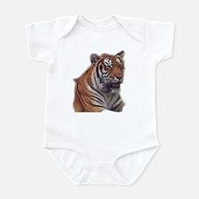 tiger 6 Infant Bodysuit