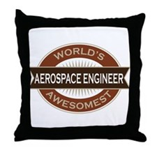 Aerospace Engineer (Awesome) Throw Pillow