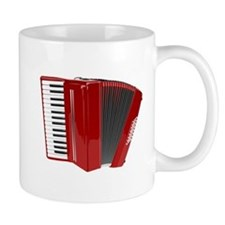 Musical Accordion Mugs