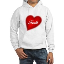 I love Scott products Hoodie