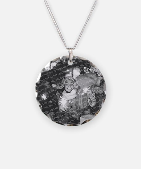 Add Your Photo Necklace
