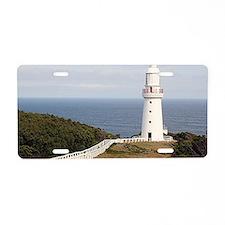Cape Otway Lighthouse, Vict Aluminum License Plate