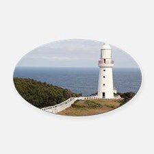 Cape Otway Lighthouse, Victoria, A Oval Car Magnet
