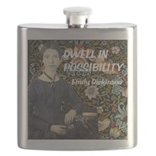 Dwell in Possibility Flask